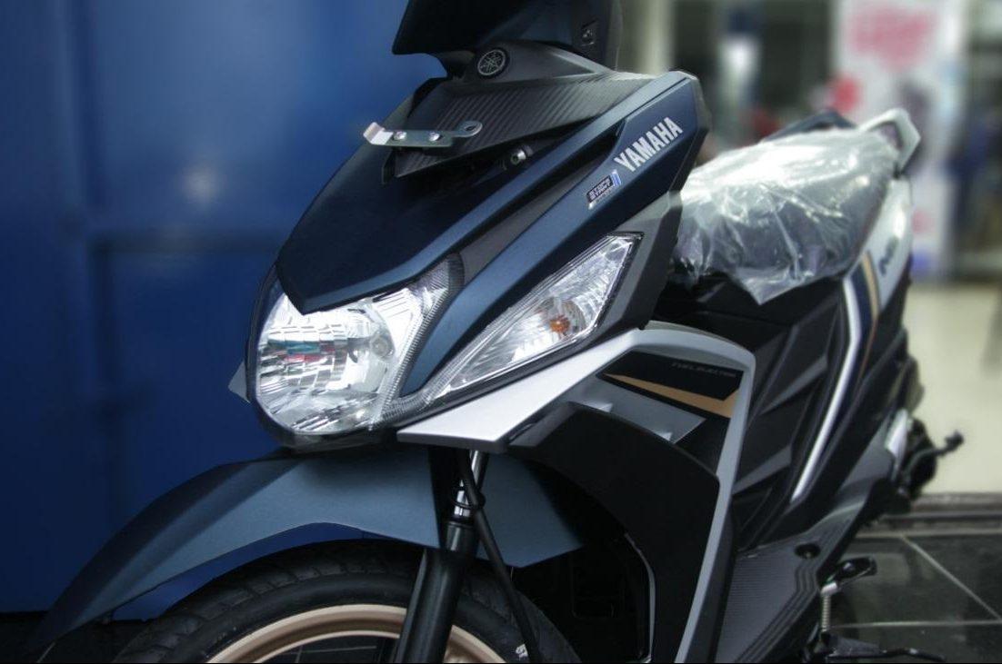 Harga Mio M3 125cc Kredit Motor Yamaha Makassar