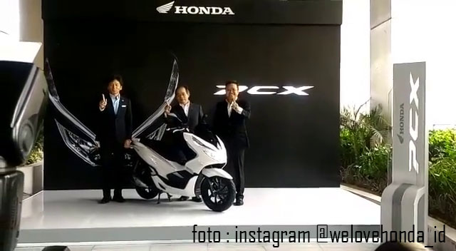 All New Honda PCX 150, Honda PCX Terbaru