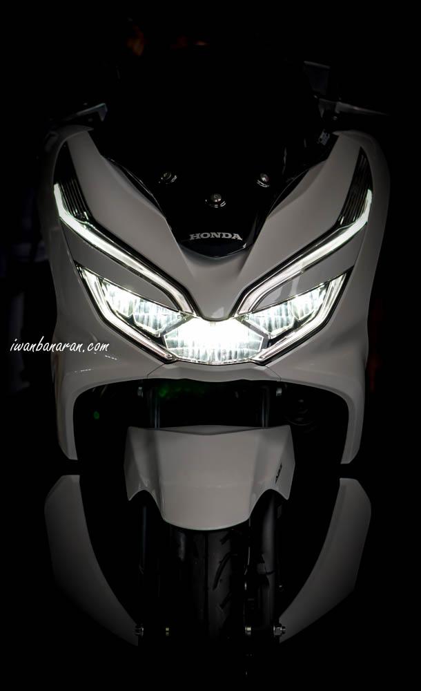 Head Lamp Honda PCX