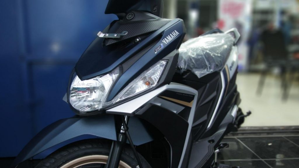 Review Yamaha Mio M3 125 AKS SSS