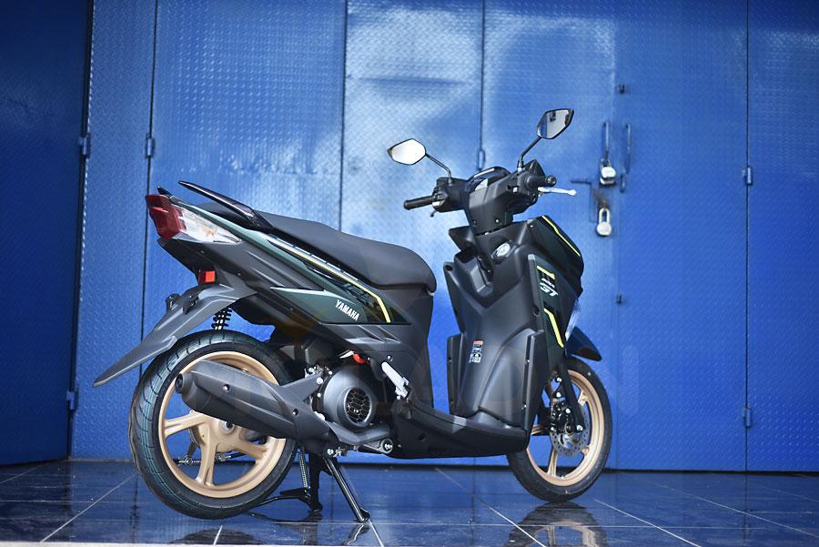 Yamaha Soul GT