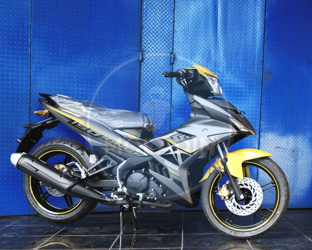 Motor Bebek Terbaru Yamaha MX King 150