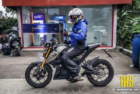 Yamaha Xabre test