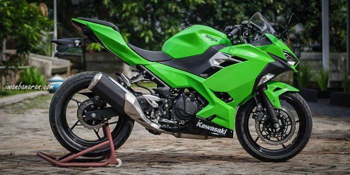 kawasaki all new ninja 250