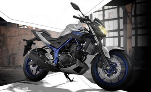 Motor naked terbaik Yamaha MT-25