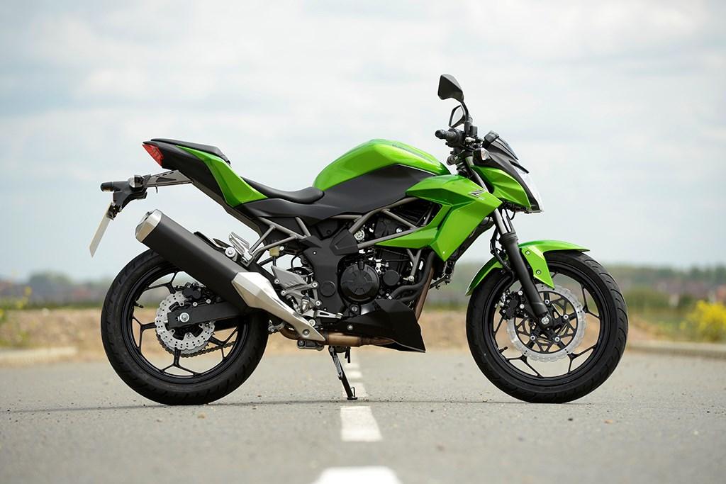Mengenal Lebih Dalam Kawasaki Z250SL