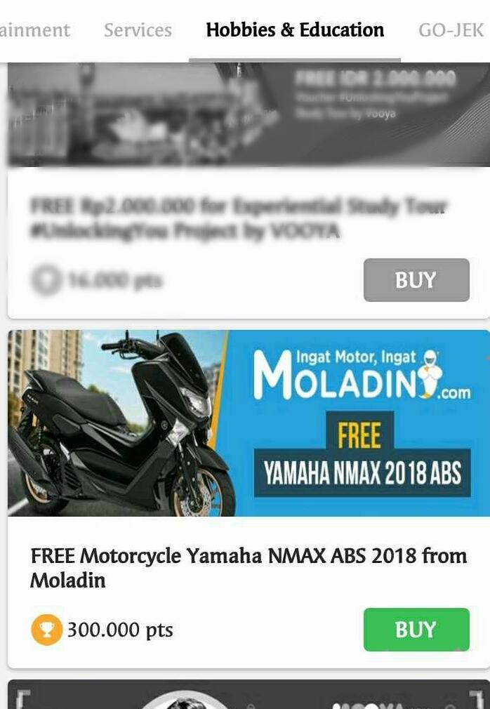 nmax gratis