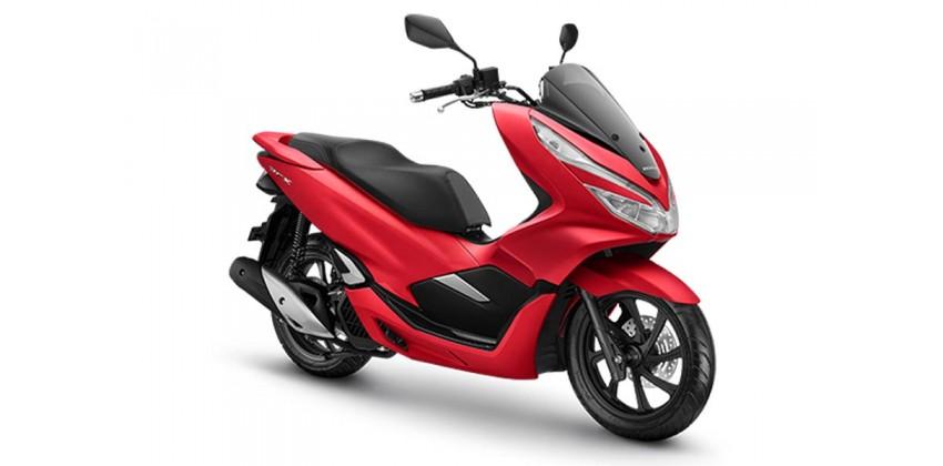 Motor Matic Tercepat Honda PCX