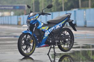 Suzuki All New Satria F150