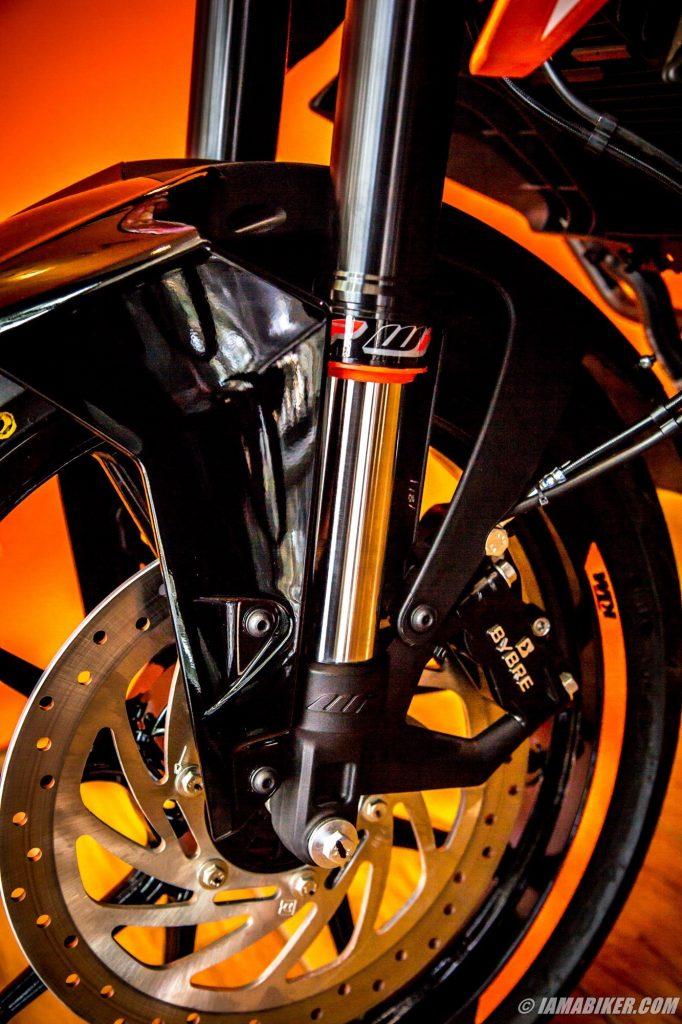 Suspensi WP KTM New Duke 250