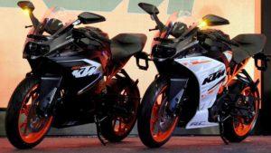 KTM RC series