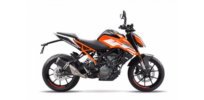 KTM New Duke 250