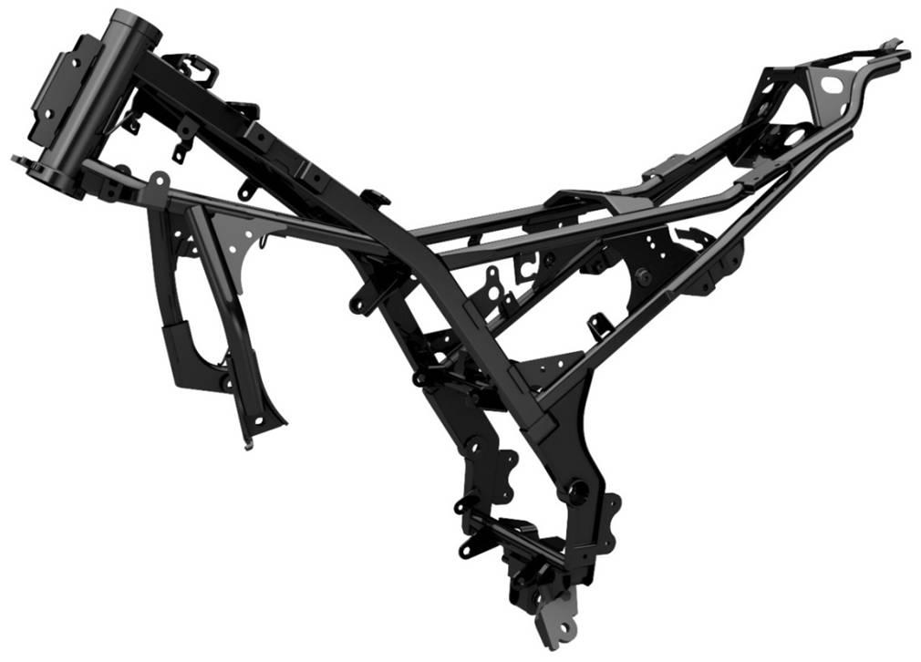 Rangka GSX-R150