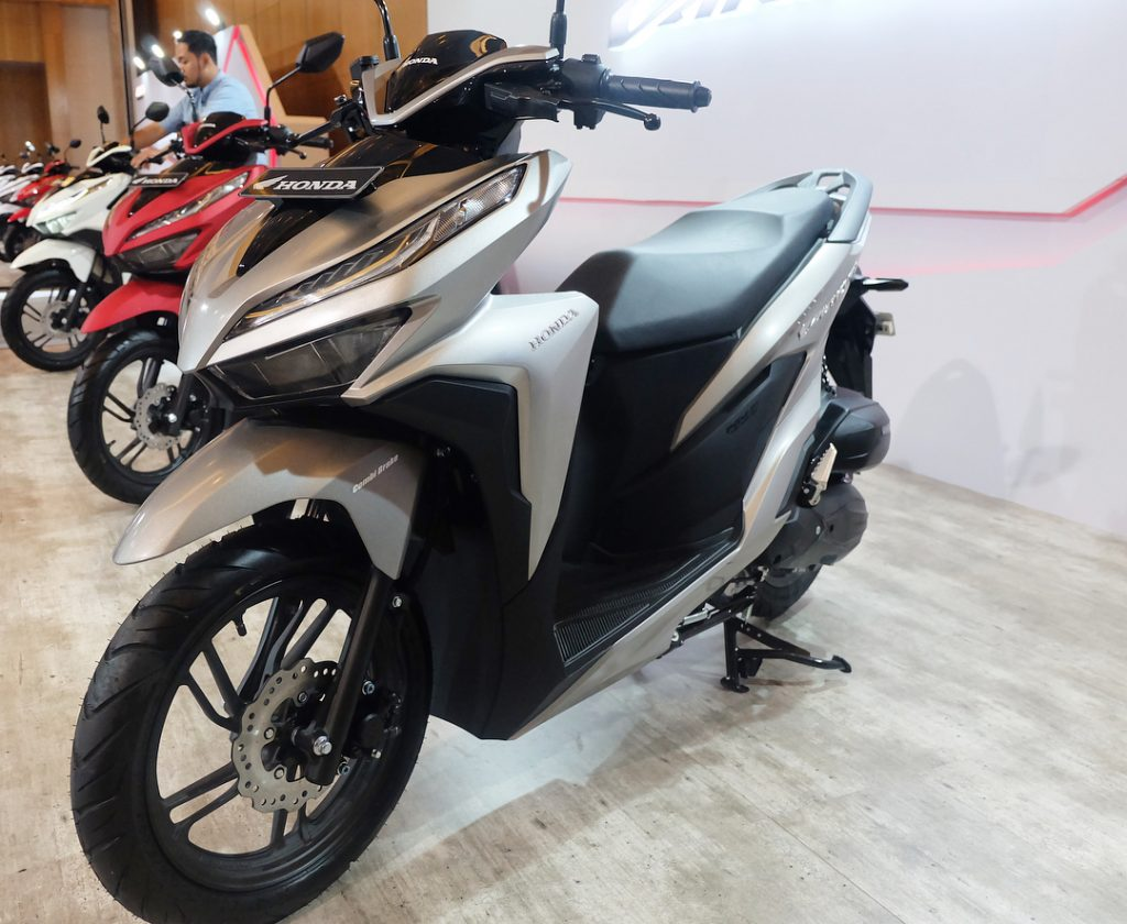 All New Honda Vario 150 terbaru
