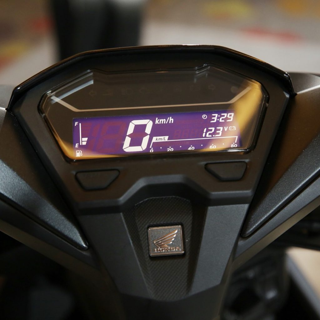 panel speedometer All New Honda Vario Series