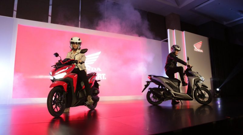 All New Honda Vario 2018