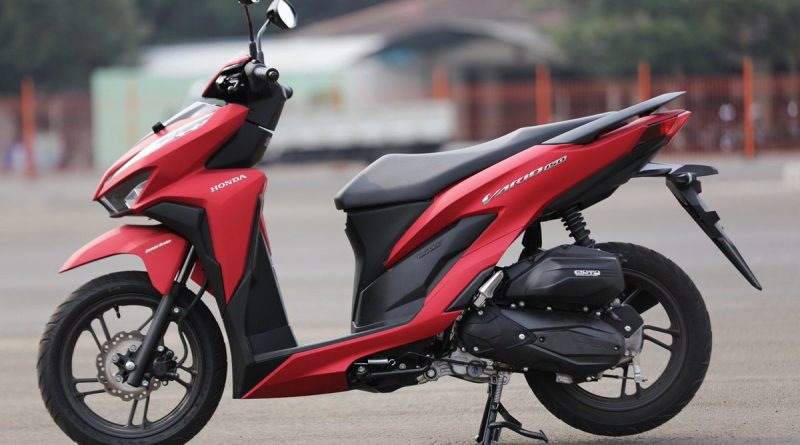Modifikasi Vario150