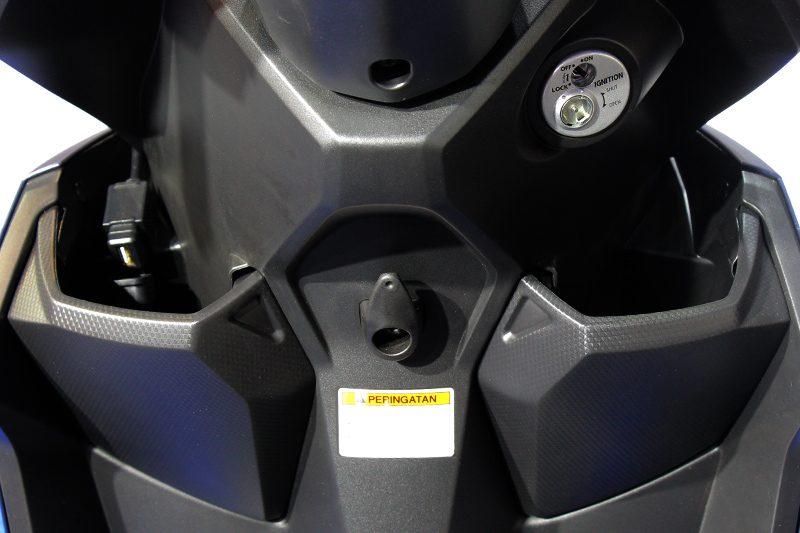Port USB Charger Suzuki Nex Gen II