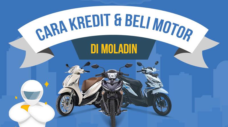 Kredit Motor Di Moladin