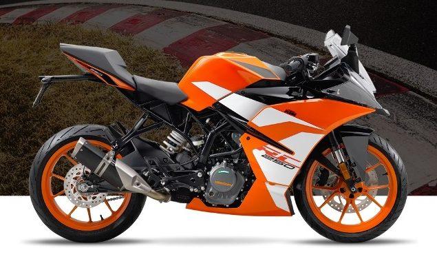Motor 250cc Terbaik ktm rc 250