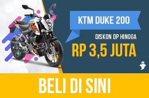 kredit KTM Duke