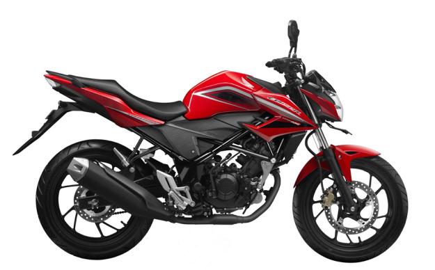Honda CB150R Di Urutan Ketiga motor yang paling enak buat mudik maupun touring