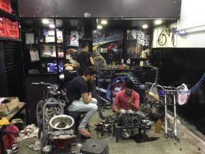 tips memilih bengkel motor