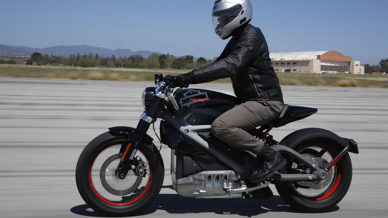 Bawa Jalan Motor Harley