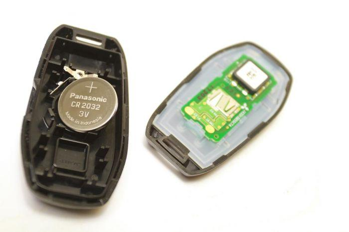 Peran Remote Sangat Penting Untuk Sistem Keyless Pada Motor
