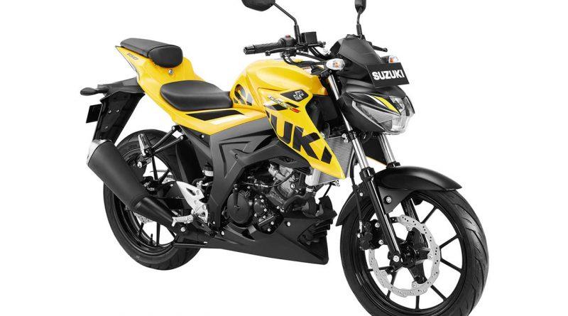 suzuki gsx kuning