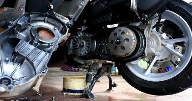 Upgrade Yamaha Nmax, subtitusi pakai per cvt honda pcx Biar Makin Ngacir