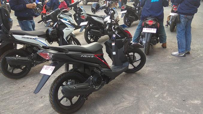 Review Singkat Suzuki Nex II