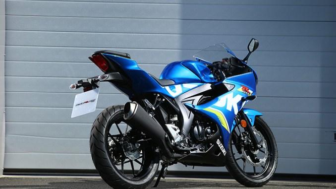 Suzuki GSX-R150 Kredit