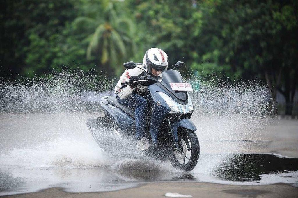 Lebih Cocok Buat Riding Santai Meskipun Performa Yamaha Lexi Cukup Memuaskan