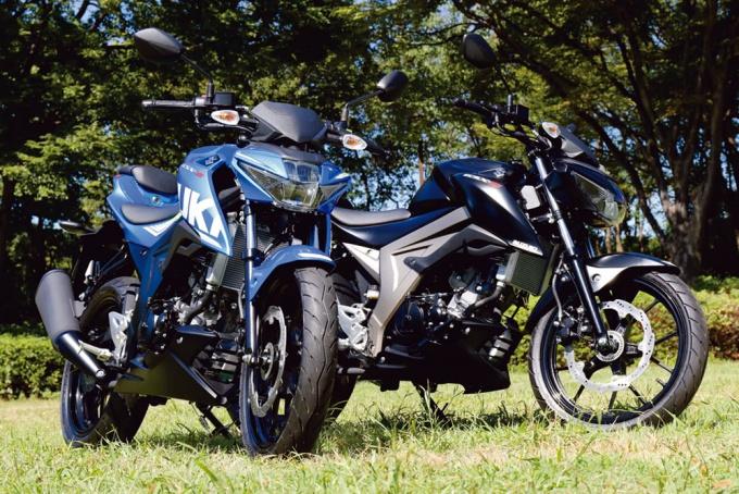 Potret Suzuki GSX-S150 Terbaru