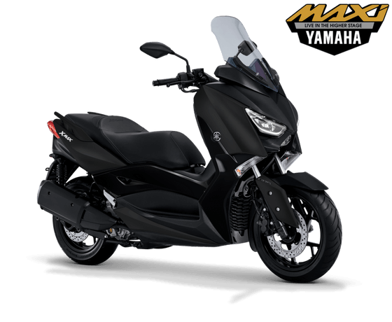 Motor Matic Tercepat Yamaha Xmax