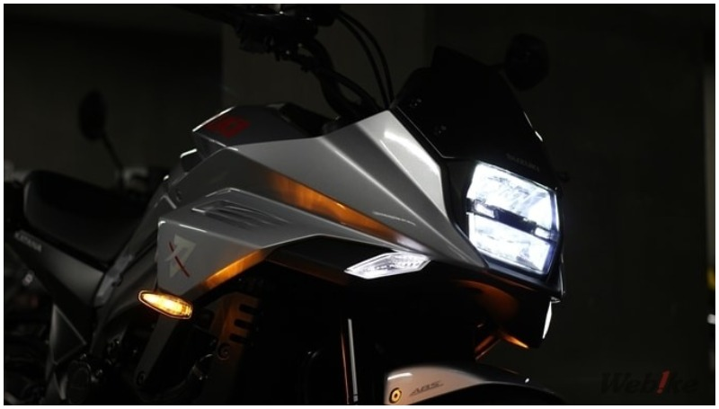 lampu motor high beam