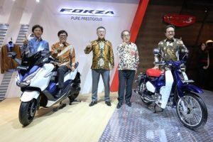 Honda Forza 250 2018 Indonesia Resmi Meluncur