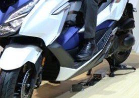 Foot Rest Honda Forza 250 Lumayan Lega