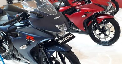Suzuki Sodorkan GSX-R150 Warna Baru Kepada Pengunjung GIIAS