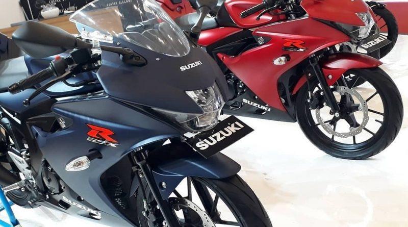 Kredit Suzuki GSX-R150