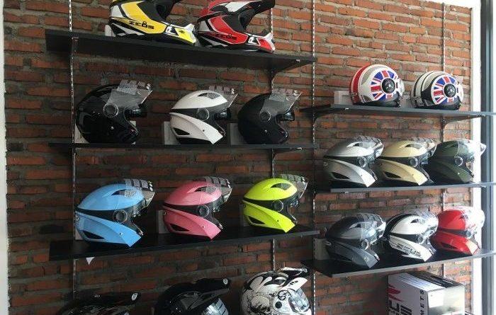 Rekomendasi Helm Half Face