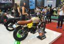 Kawasaki W175 Custom Flattrack Mejeng Di GIIAS 2018
