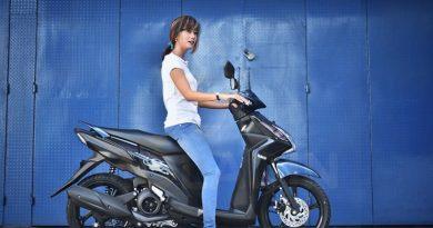 Motor Skutik Yang Pas Buat Wanita