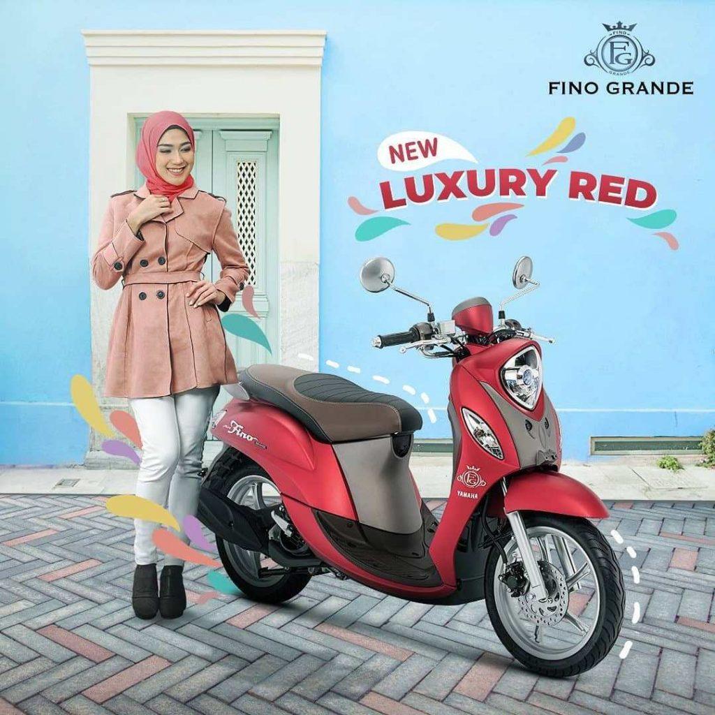 New Luxury Red