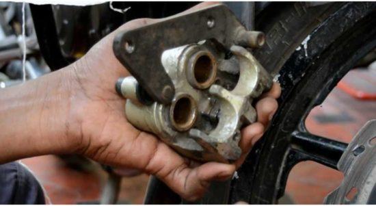 Cara Merawat Kampas Rem Motor