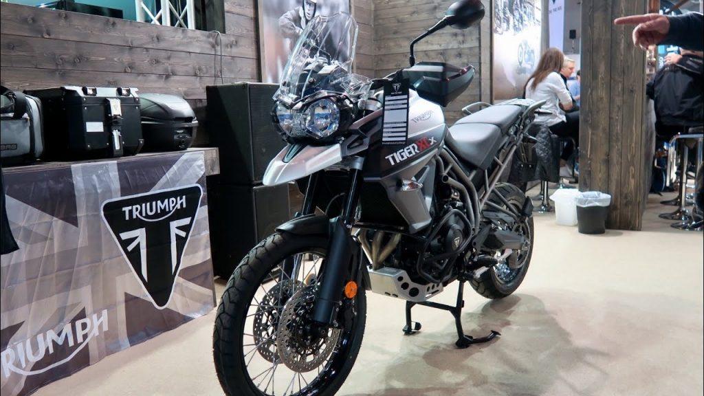 triumph new tiger 800 xcx