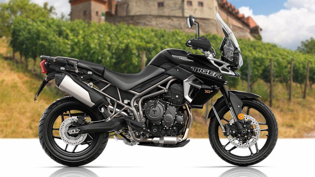 New Tiger 800 XRX