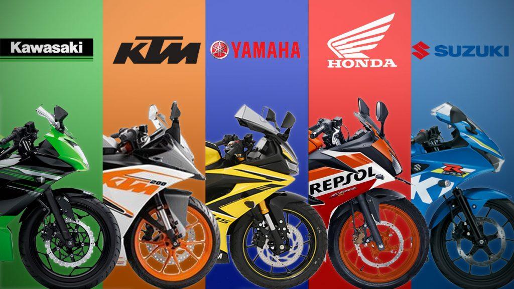 5 Sportbike di Bawah 50 Juta Terbaik di Indonesia, Yakin Gak Ngelirik?