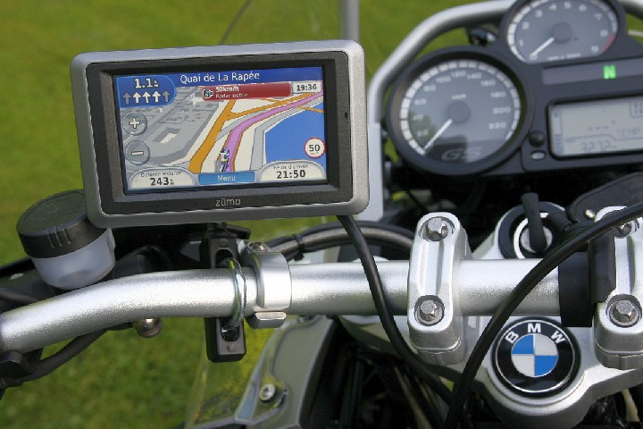 GPS Tracker Penunjuk Arah